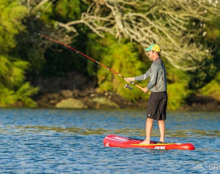 La pratique du Paddle sous toute c'est forme