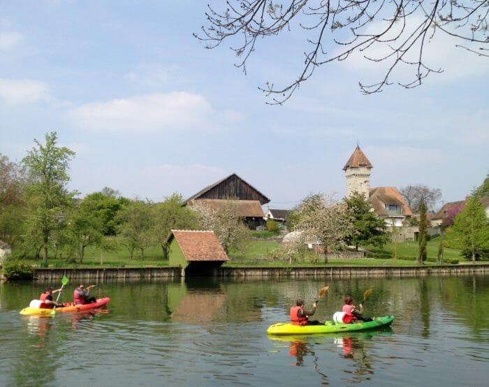 De magnifiques paysages s'offrent à vous, et notamment la traversée de villages comme Grez-sur-Loing, Montigny et Morêt sur Loing. Prenez le temps de les découvrir.